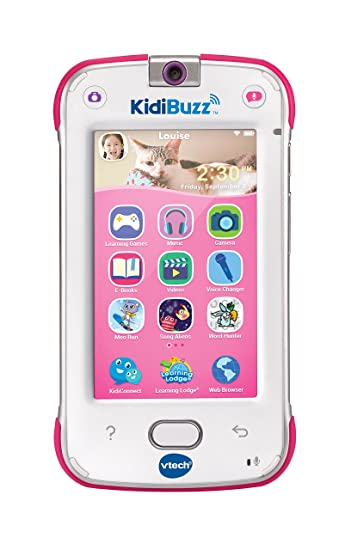 This image has an empty alt attribute; its file name is Vtech-KIDIBUZZ.jpg