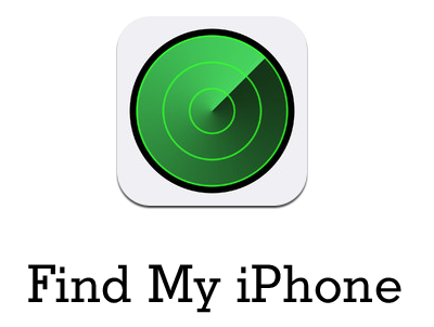 find my lost phone iphone